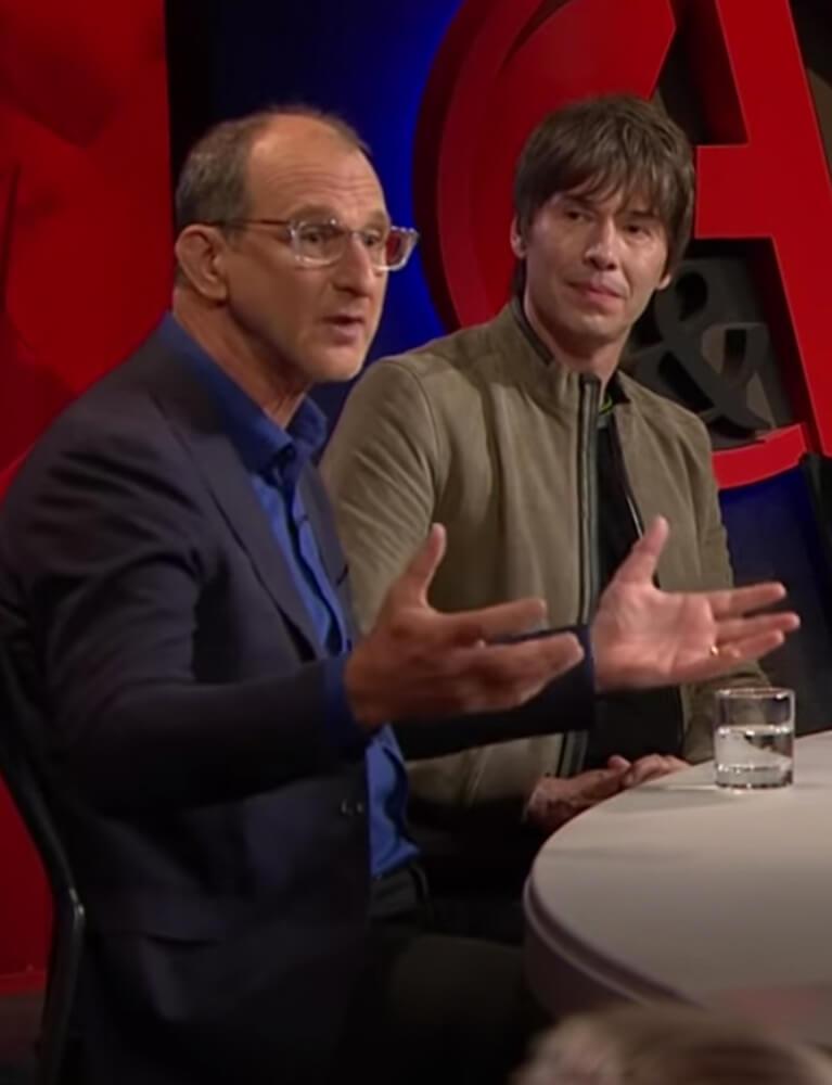 BQI's Professor Martin Van Kranendonk appears on ABC's Q+A